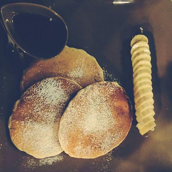 Pancakes Gurgaon Anotherfineday Cafe HTC_photography Htconem8 Foodgasm Banana Pancake
