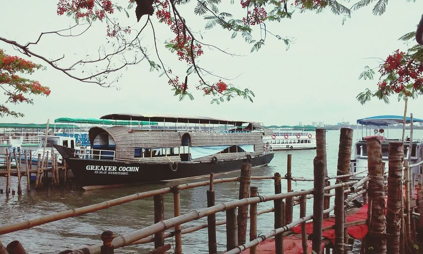 The Traveler - 2015 EyeEm Awards Inland Waterway Shipping EyeEm Nature Lover Woodden Boats Traditional Boats Kerala The Gods Own Country ;) Summer Exploratorium
