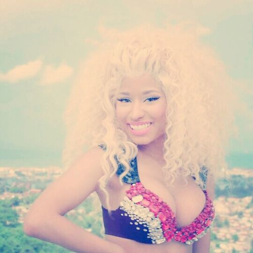Nicki Minaj Love Her Smile