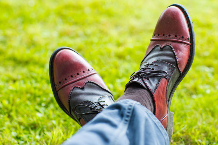 Red Shoes Italian Shoes Relaxing Moma Picturing Individuality Things I Like