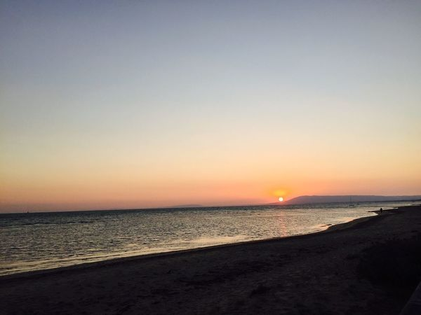 Sunrise Sunshine Enjoying The Sun Mobilephotography Mornington Peninsula Blairgowrie Beachphotography Landscape Australia