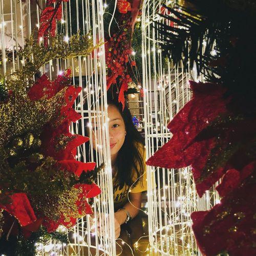 Christmastime Lights Feels Like Christmas Christmas Decoration