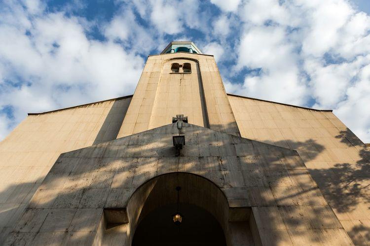 Old church in central Tehran Architecture Architecture_collection Architecture Photography First Eyeem Photo