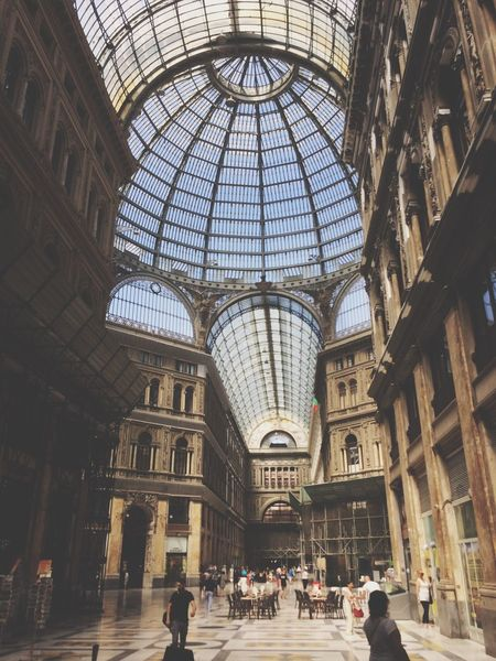 Architecture Arch Built Structure Indoors  Travel Travel Destinations Dome Day People