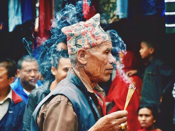 Street Photography Streetphoto Portraiture Streetphotography Portrait Photography Portrait Portrait Of A Man  Kathmandu Nepal Group Of People Men Real People Adult Lifestyles Women Celebration People Portrait Incidental People Headshot Focus On Foreground Females Clothing Day Emotion Outdoors Medium Group Of People The Photojournalist - 2018 EyeEm Awards The Traveler - 2018 EyeEm Awards The Portraitist - 2018 EyeEm Awards The Street Photographer - 2018 EyeEm Awards The Architect - 2018 EyeEm Awards