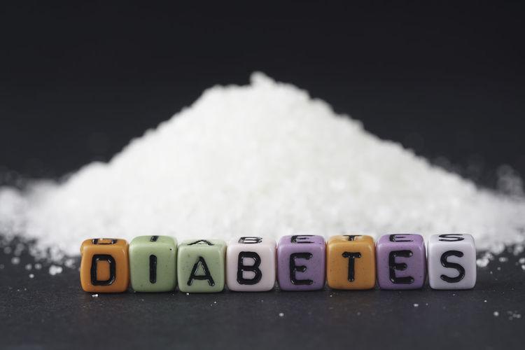 Diabetes words