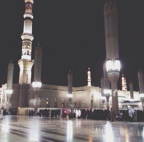 المسجد النبوي الشريف Haram - Prophet Mohammed Holy Mosque المدينة_المنوره ❤️✨