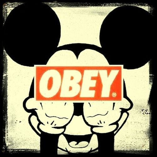 Mickey OBEY Swagg