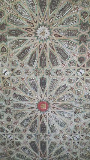Sevilla Alcazar Mosaic Colors