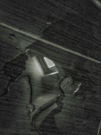 Reflection Otherworld Window Mirror Mirrorworld Waterdrop Gate Bnw Blackandwhite Photography Flatland