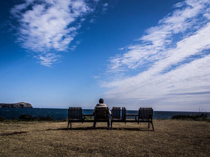 Blue Chair Jeju