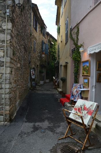 A little artistic road in the south of France Mougins Trip Enjoying The View Traveling Urbanphotography Urban Art Road Village Life The Purist (no Edit, No Filter)