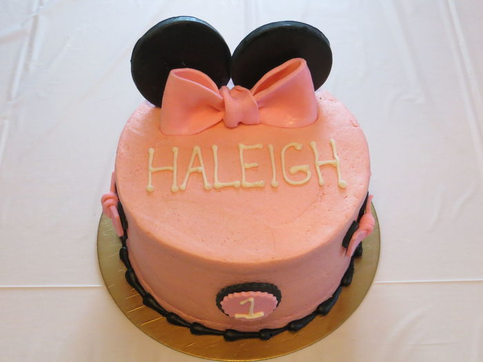 Cake Cake Cake Cake Cake  Cake Design!! Cake♥ Close-up Minnie Mouse No People Still Life