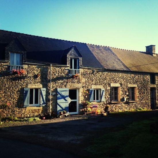 Beautiful House France Bretagne