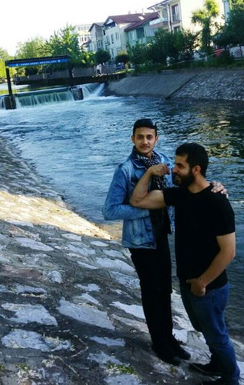 Hi! That's Me With My Friendin Sakarya Kent Park