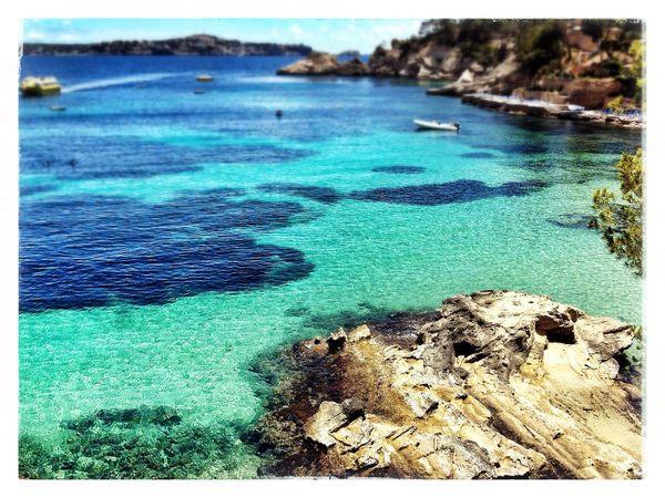 Peguera Palma De Mallorca Beautiful Nature Wonderful Seacolours
