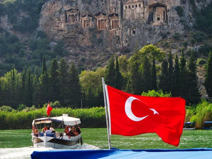 Boat trip.... Summer ☀ Turkey