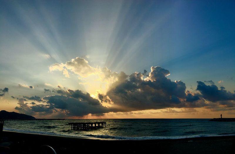 Seaside Sea
