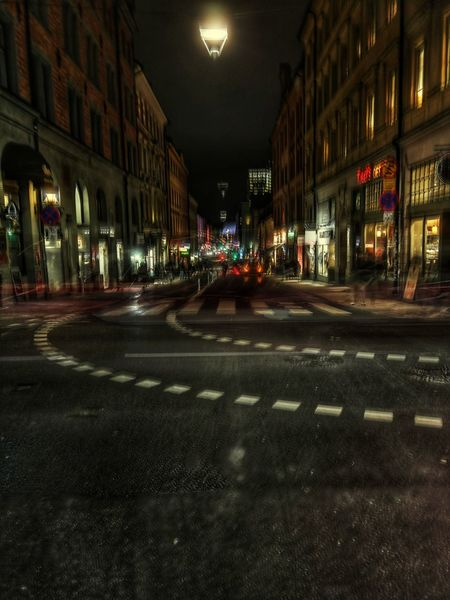 Architecture Built Structure Street Night Building Exterior City Street City Illuminated Car Travel Destinations Road Outdoors Cityscape No People Citylights Citynights Nightphotography