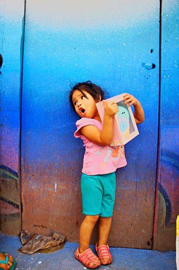 Sharing with this cute little Lavinia💖✨🌷🍦 Hello World Enjoying Life Sharing  Laviniafenton Cute Little Girl Handmade Smile Myuniverse Happiness Freedom Kids First Eyeem Photo Eye4photography  Love