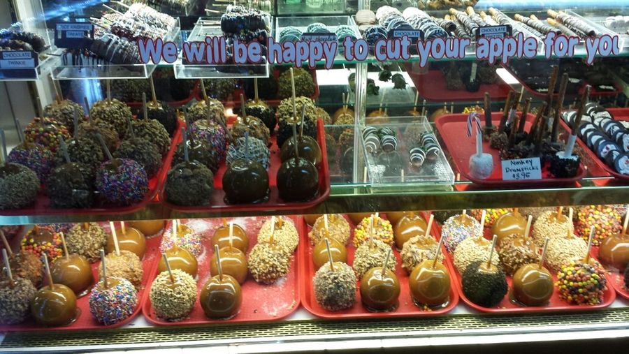 Chocolate Monkey Apples Chocolate Gatlinburg