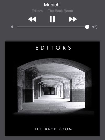 Love This Song ❤️ Editors Munich The Back Room Mach Laut 🎶