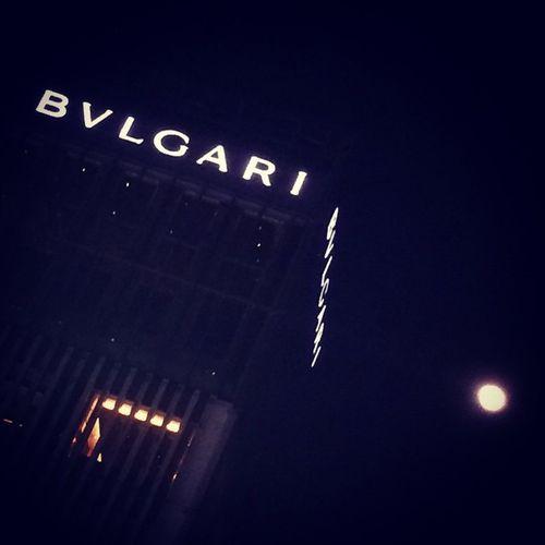 2015.05.02 . . BVLGARIと月齢13.3のお月さま . . Miillains 銀座 Bvlgari お月さま 月齢13 .3 満月までもう少し いま月 イマソラ カコソラ Igで繋がる Sky そら部 ダレカニミセタイソラ イツカミタソラ イマソラジャナイケド