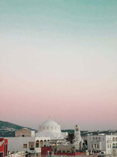 Politics And Government City Cityscape Dome Clear Sky Sunset Ancient Civilization History Sky Architecture