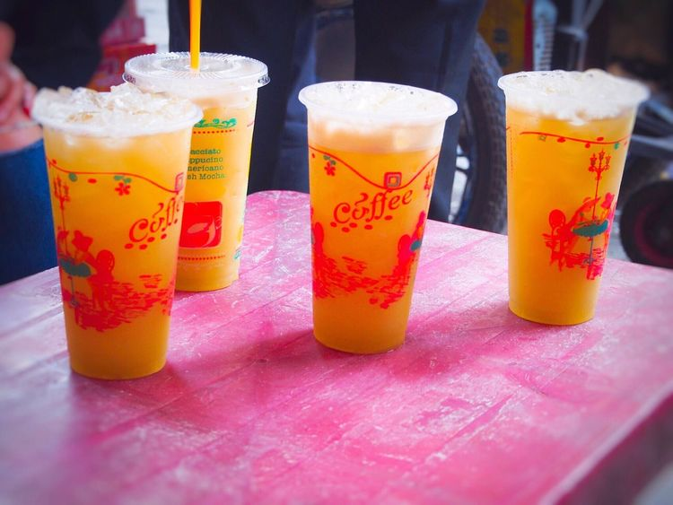 No People Trip Travel Drink Juice Refreshment Cane Sugarcane Sugarcanejuice Yellow Delicious Sweet Food Foodstand STAND