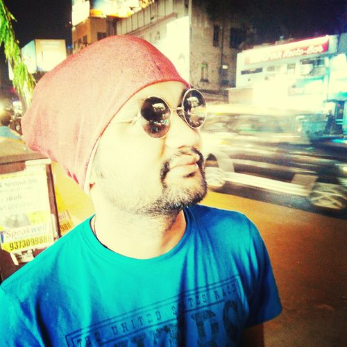Single #newlook #glasses #cute Pune