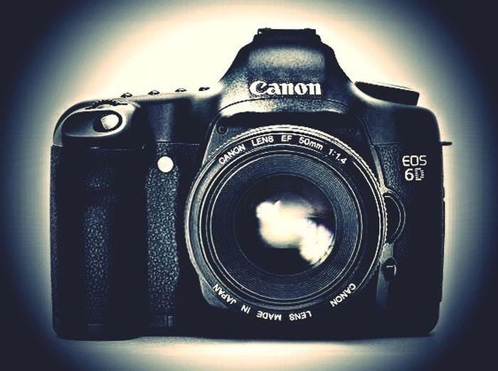 Working Photo Canon