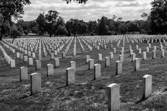 Alrington Cemetery Death District Of Columbia Dramatic Angles Graveyard Honor Guard In A Row International Landmark Beautifully Organized Memorial Memories Monochrome Photography Old Guard Religion Sightseeing Sky Spirituality The Past Tombstone Tree Vietnam Trip Washington Washington, D. C. Water
