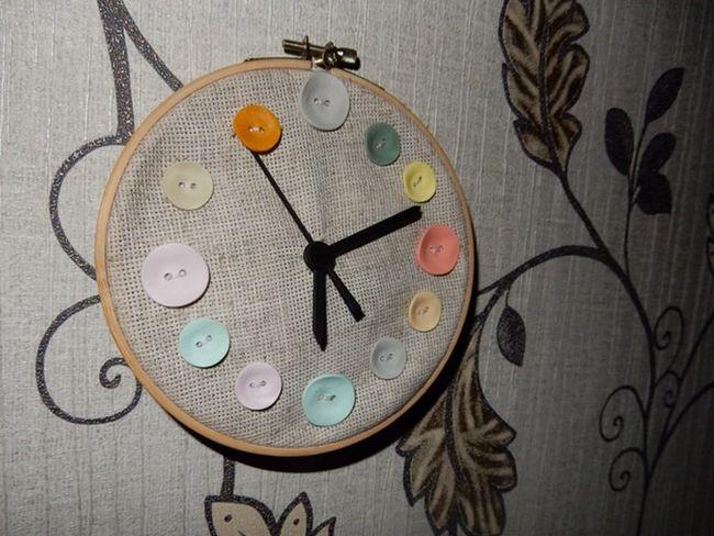 часы НастенныеЧасы Пастель Pastel Clock