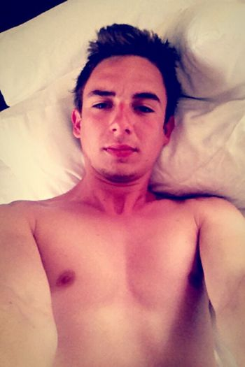Boy Waking Up Today's Hot Look Sexyboy