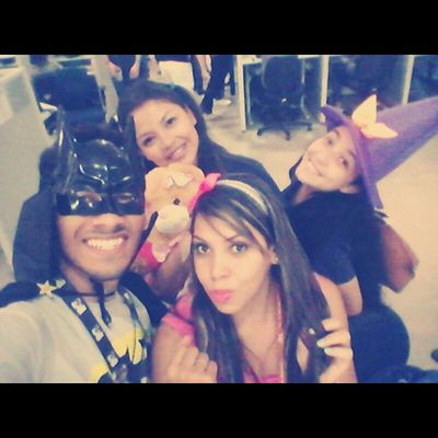 Selfie Boanoite Amigos Somosfelizescomquefazemos FelizDiaDasCriança Aec http://molo.me/Bananawill