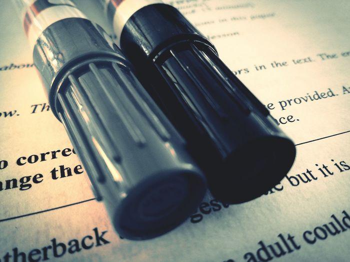 Education School Life  School Marker Pen Power Knowledge