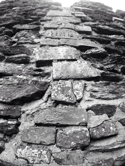Black And White No Edit/no Filter Another Brick In The Wall