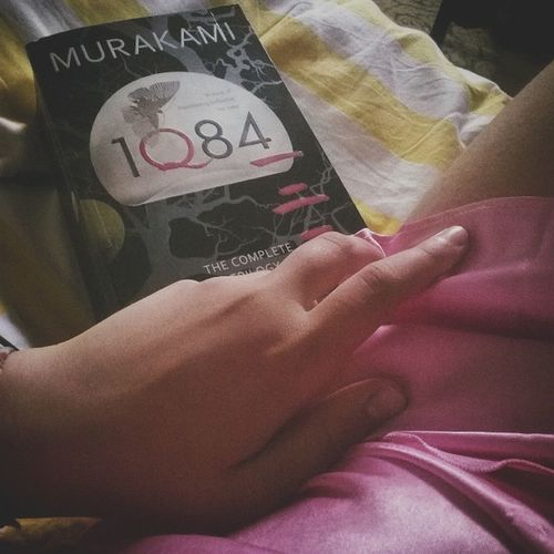 Bed time story 1Q84