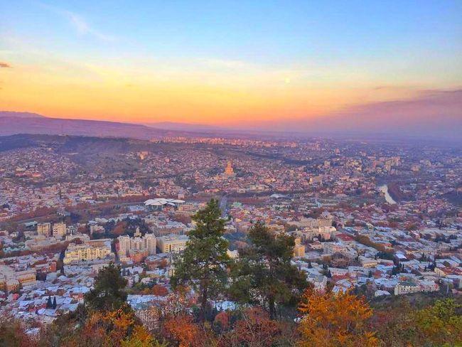 Gürcistan Batum Batumi Georgia Gürcü Tiflisi Funicular Complex City Sunset Nature Cityscape Aerial View Sky Landscape Outdoors Travel Destinations Scenics No People Photo Eyyem Serenity ❣❣❣❣