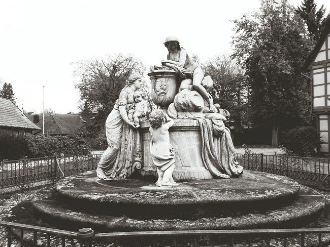 Skulptur Geschichte B&w Black & White