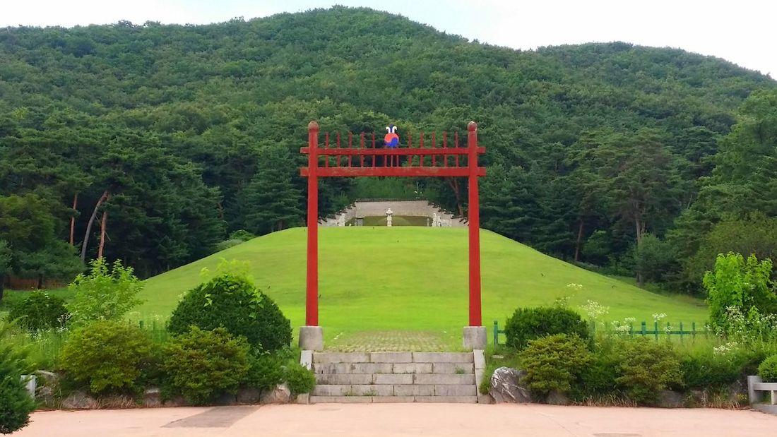 Tomb Younkwan 윤관 General Korea 고려 Paju