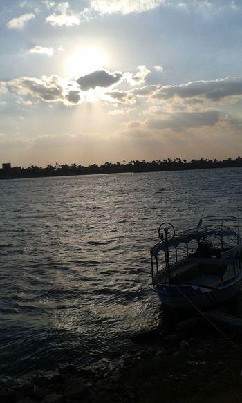 Korneesh😍 The Nile River Qena First Eyeem Photo EyeEm Selects
