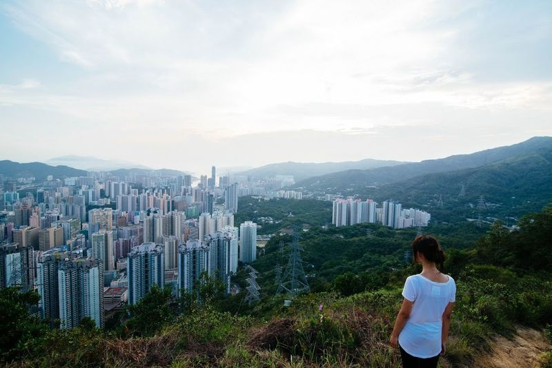 Hiking Nature HongKong Enjoying The View Nature_collection The Great Outdoors - 2015 EyeEm Awards EyeEm Nature Lover Enjoying Life Relaxing Cityscapes