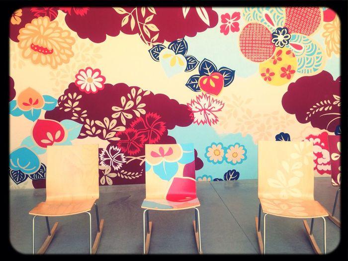 Art Japan Museum Colors