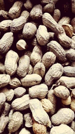 Groundnuts Are  Freshness Amazing Beauty In Nature