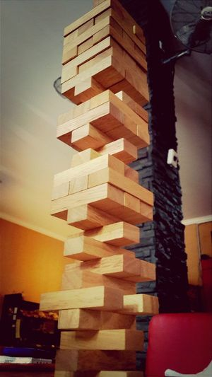 Stacko Wood Simple Architecture w/ @ivon_novi @stepphaanie