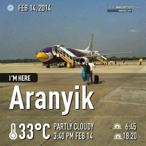 Phitsanulok Airport At The Airport Nok Air