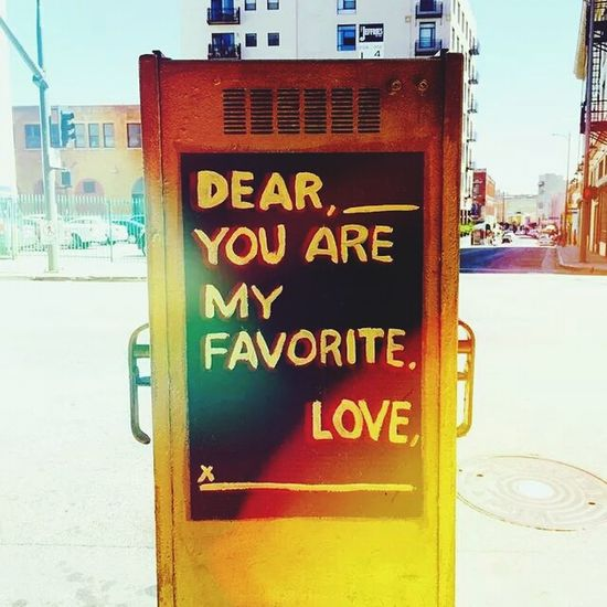Dear,mom you are my favorite love______ <3
