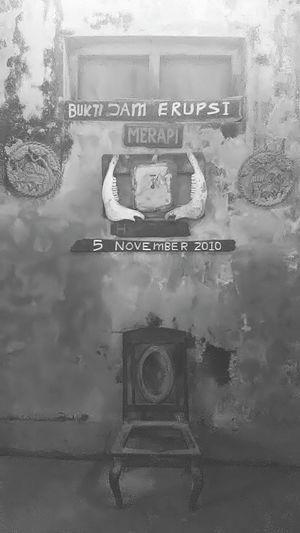 Whitness Eruption🗻 Merapimountain History
