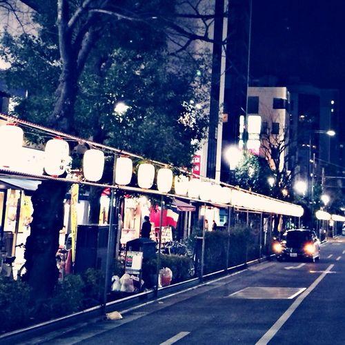 人形町はすでに正月ムード満載。 Ningyocho Tokyo Roji 人形町